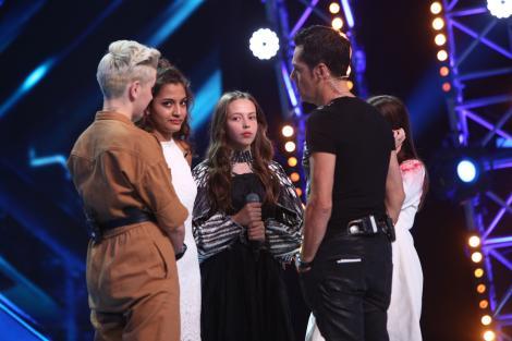 Bănică a decis: Ele sunt cele patru minuni cu care atacă X Factor. S-au stabilit și duelurile fetelor!