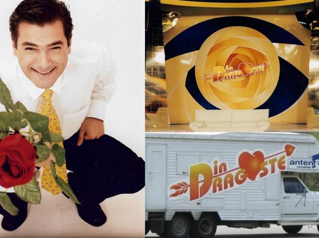 """25 de ani de Antena 1. """"Bre, telespectatorule, bre"""", îți amintești cum te uitai în fiecare marți la """"Din Dragoste""""?"""