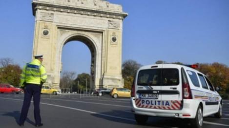 Atenție, șoferi! Vor fi restricții de trafic în București, pe 24 noiembrie și 1 decembrie! Rutele ocolitoare