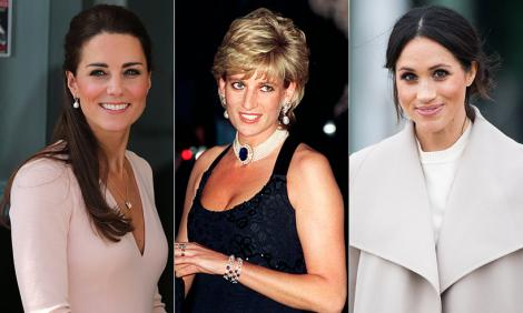 Prințesa Diana ar fi iubit-o pe Meghan Markle! Dezvăluirea care face înconjurul lumii!