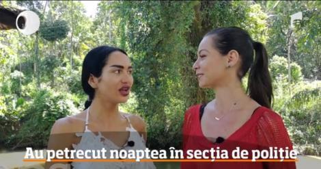 """Cum au ajuns Iuliana şi Margherita să petreacă noaptea în sediul poliției?! Așa ceva nu s-a mai întâmplat la """"Asia Express"""""""