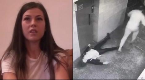 """Tânăra de 20 de ani lovită cu bestialitate în scara unui bloc din Alba Iulia face mărturisiri şocante: """"Greșeala mea, recunosc și știu căo fac"""""""