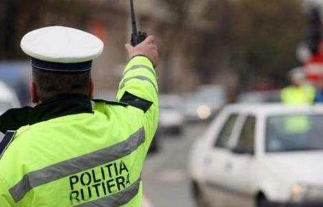 Sancțiuni crunte pentru șoferi! Polițiștii au început deja controalele