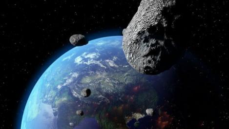 Avertisment NASA pentru duminică! Doi asteroizi se apropie de planeta noastră