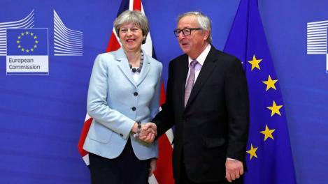 E oficial! Liderii UE și-au dat acordul! Când iese Marea Britanie din Uniunea Europeană