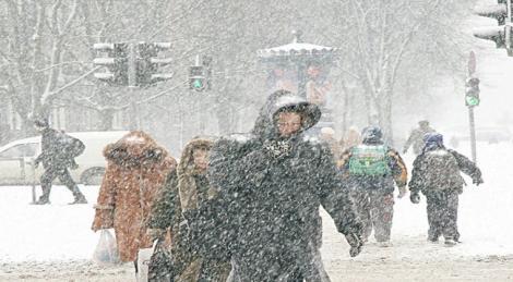 Condiții meteo extreme în Marea Britanie! Ce se va întâmpla cu țara în următoarele săptămâni