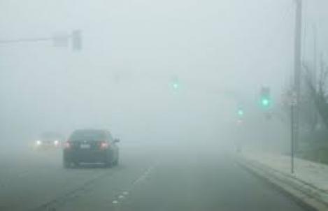 Cod galben de ceață, vizibilitate redusă! Vremea se schimbă radical în următoarele ore