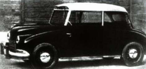 Malaxa 1C, primul automobil getbeget românesc! Impresionați de model, rușii au cerut mutarea fabricii în Urali