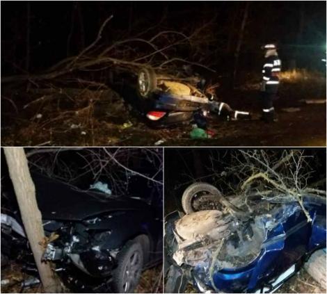 Accident grav, în urmă cu puțin timp, la Brăila! Un tânăr de 24 de ani, la un pas de moarte! Alcoolemia record pe care o avea șoferul vinovat
