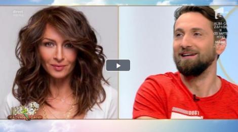 """Dani și Mihaela Rădulescu se vor revedea, la """"Neatza""""! Ce plan """"diabolic"""" are prezentatorul. """"Să nu mă faceți de râs"""""""