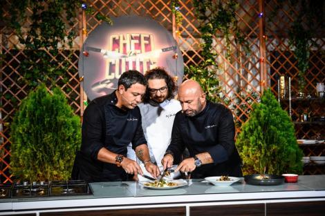 """""""Chefi la cuțite"""", din nou lider de audiență cu peste două milioane de telespectatori"""