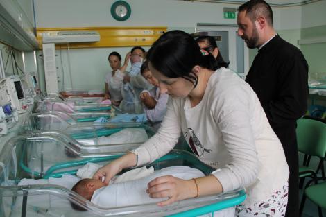 Autoritățile din București, în alertă maximă! 14 bebeluși născuţi la Maternitatea Giuleşti, transferați la Spitalul Grigore Alexandrescu, după ce au fost infectați cu stafilococ auriu