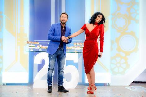 """25 de ani de Antena 1. Dani, curiozitate la adresa Mihaelei Rădulescu: """"Mai faci..."""""""