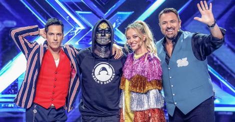 """Horia Brenciu îi învață câteva trucuri pe concurenții care  intră în această seară la Dueluri, la """"X Factor"""""""