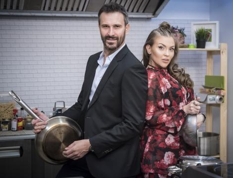 """Nicolai Tand, dezvăluire emoționantă la """"Star Chef""""! """"Mama când mă legăna îmi cânta în franceză"""""""