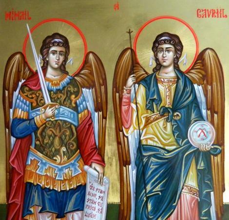 Calendar ortodox noiembrie 2018. Soborul Sf Miahil și Gavriil. Cine au fost Mihail și Gavriil