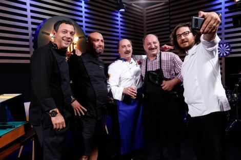 """""""Chefi la cuțite"""", lider de piață cu ediția de luni seară: Chef Scărlătescu a ales un bucătar """"de aur"""" în echipa sa"""