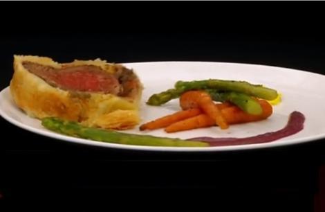 Cum se prepară rețeta Beef  Wellington!