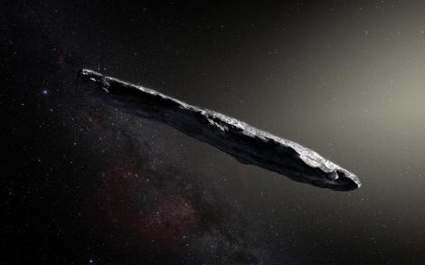 """Sondă extraterestră descoperită lângă Pământ! Cercetătorii au descoperit dovezi că extratereștrii există! """"Mă bazez pe dovezi"""""""