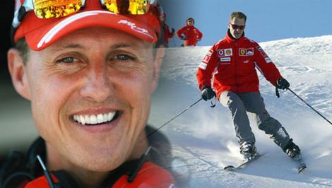 """Ce se întâmplă cu Michael Schumacher! Apropiații au confirmat! """"Suntem încântați, e ceva cu adevărat uimitor"""""""