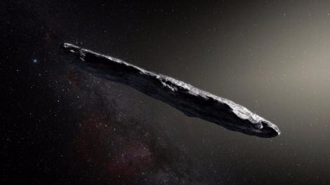 Adevărul despre asteroidul cu  origini extraterestre!