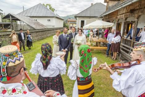 """Chef Nicolai Tand a făcut nuntă magică de moroșan adevărat! """"Am făcut în curte, am avut pită de casă din vecini..."""""""