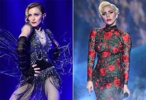 Scandal mare în showbiz-ul internațional! Madonna a lansat un atac dur la adresa lui Lady Gaga. De la ce a pornit cearta