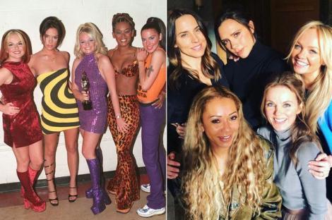 """Una dintre membrele trupei Spice Girls a ajuns de urgență la spital: """"încerc să stau cuminte să-mi vindec şi coastele rupte.""""  Ce s-a întâmplat"""