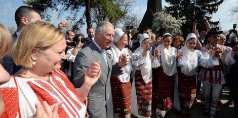 Prințul Charles și Principesa Margareta, întâlnire privată la Clarence House