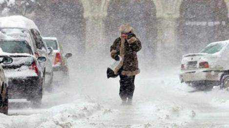 Meteo 13 decembrie. Cum va fi vremea joi în România