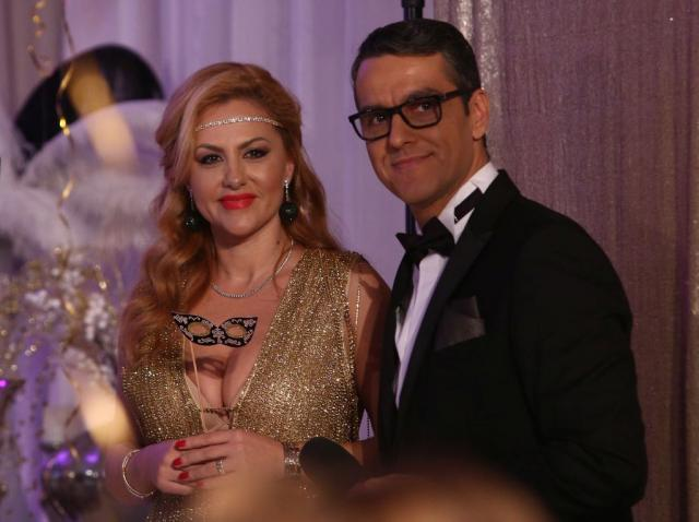 Antena Stars aniversează cinci ani de existență.  Mihai Morar și Cristi Brancu, amfitrionii unei petreceri plină de strălucire