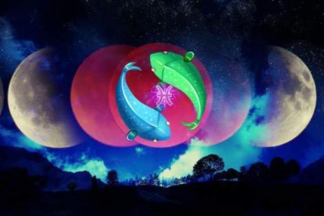 Horoscop weekend 14-16 decembrie. Află cum ne influențează luna în zodia Pești