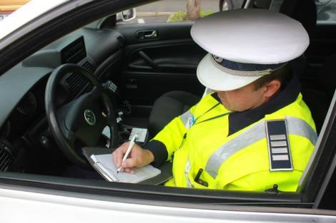 Se anunță sancțiuni dure! Polițiștii îi vor putea amenda pe șoferi pe baza înregistrărilor video primite de la participanții la trafic