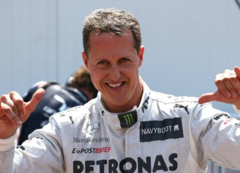 Veste URIAȘĂ! Michael Schumacher se RECUPEREAZĂ! Anunțul făcut în urmă cu puțin timp de familie