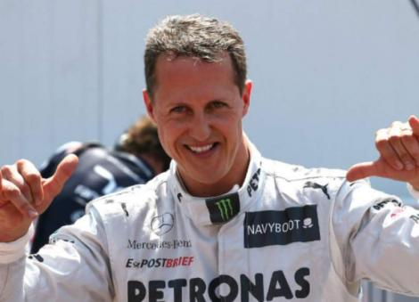Ferrari îl onorează pe Michael Shumacher. Cel mai bun pilot al mașinilor de F1