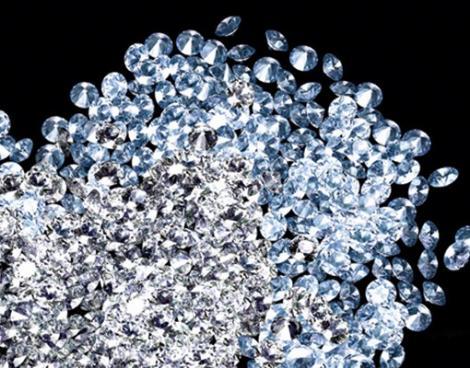 Cum arată cel mai mare diamant descoperit vreodată în America de Nord, dar care are dimensiunea unui ou de găină