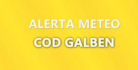 Meteo 19 decembrie. ANM extinde avertizările  de vreme rea