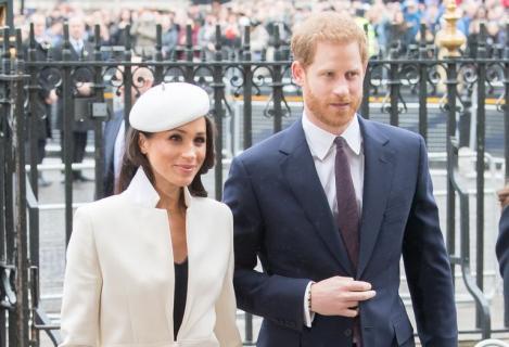 Ce i-a interzis Meghan Markle prințului Harry! Regina a luat măsuri și a obligat-o să se supună