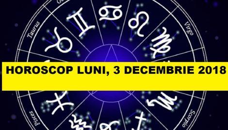 Horoscop 3 decembrie. Ce zodie de Apă câștigă o sumă de bani colosală! Vin banii