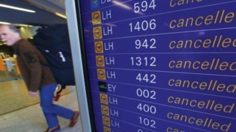 Unul dintre cele mai importante aeroporturi din Marea Britanie a suspendat mai multe zboruri, din cauza unor drone suspecte