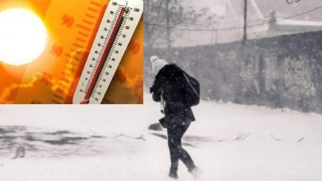 Vremea 21 decembrie. Prognoza meteo anunță ger! Când se schimbă vremea