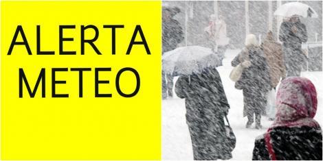 Vremea o ia razna! După valul de ninsori și ger, meteorologii anunță temperaturi ANORMALE pentru această perioadă. Câte grade vom avea, în următoarele zile