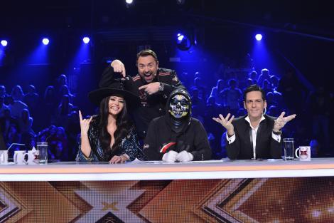 """Juratul """"X Factor"""" Horia Brenciu: """"Eu aș vrea să fac Crăciunul în fiecare duminică"""""""