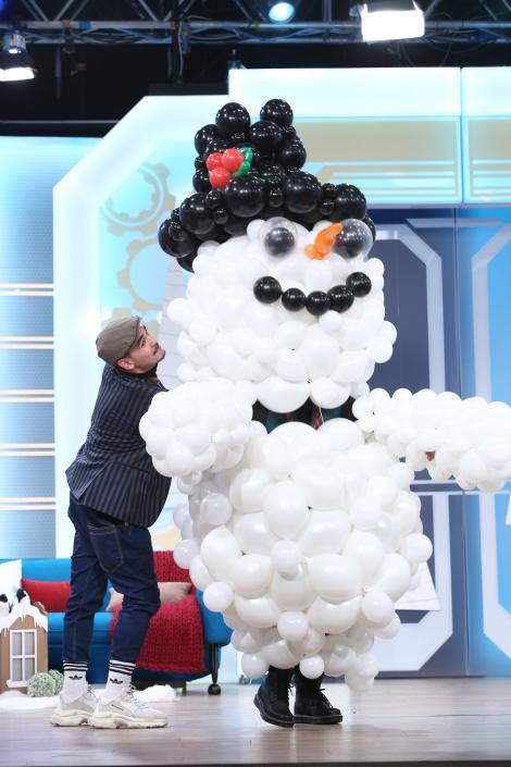 """Răzvan și Dani petrec Crăciunul în familia """"Neatza"""", alături de """"Prietenii de la 11"""""""