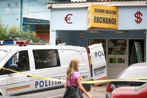 Jaf ca în filme la o casă de schimb valutar din Timișoara! Hoţii ar fi plecat cu o sumă colosală