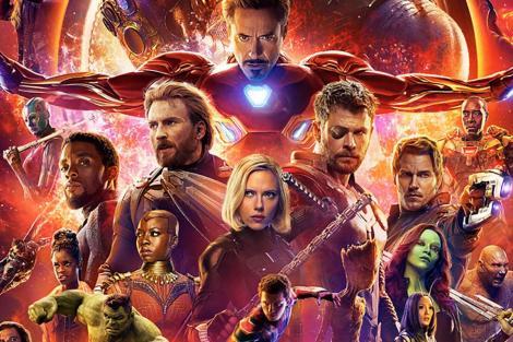 Acestea au fost cele mai vizionate filme ale anului 2018! Filmul de pe locul întâi a avut încasări de peste două miliarde de dolari