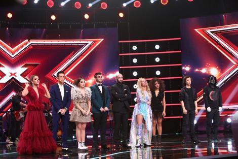 Surpriză de proporții în Marea Finală X Factor. Ei sunt Finaliștii!