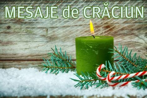 Mesaje de Crăciun Fericit, Sms-uri și Felicitări! Trimite cele mai frumoase urări celor dragi