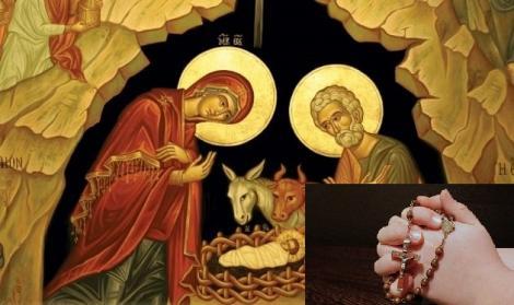 Rugăciunea de Crăciun aduce protecție divină, sănătate și fericire. Ce să rostești la masa de Craciun