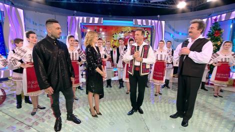 """Petrică Mâțu Stoian și Constantin Enceanu, Vasile Muraru și Valentina Fătu vin de Crăciun, la """"Acces Direct!"""""""
